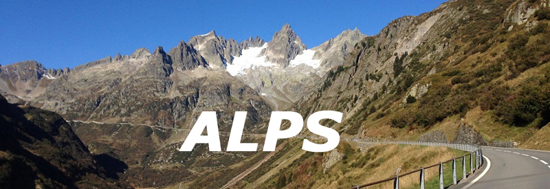 Alpine motorcycle tours - Motorcycle tours in the Alps
